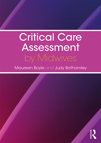 Critical Care Assessment by Midwives book cover