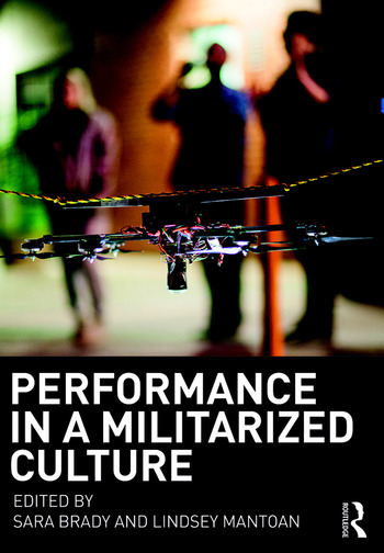 Performance in a Militarized Culture book cover