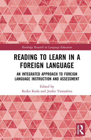 Reading To Learn In A Foreign Language An Integrated Approach To