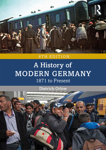 A History of Modern Germany 1871 to Present book cover