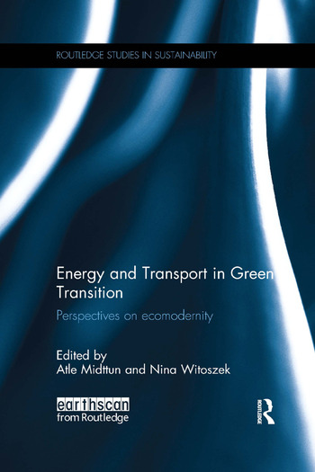 Energy and Transport in Green Transition Perspectives on Ecomodernity book cover