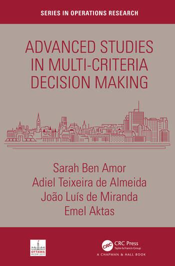 Advanced Studies in Multi-Criteria Decision Making book cover