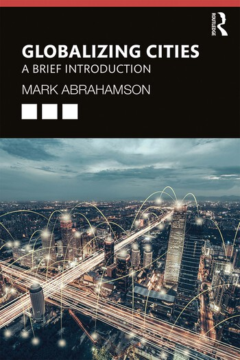 Globalizing Cities A Brief Introduction book cover