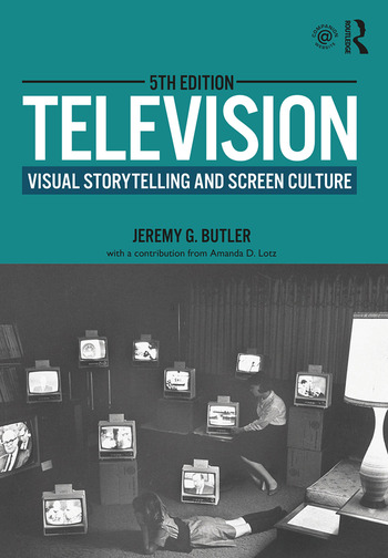 Television Visual Storytelling and Screen Culture book cover