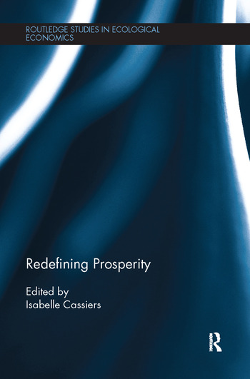 Redefining Prosperity book cover