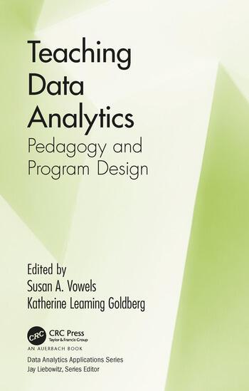 Teaching Data Analytics Pedagogy and Program Design book cover
