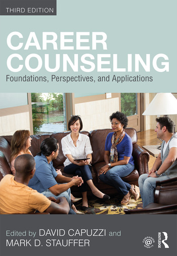 Career Counseling Foundations, Perspectives, and Applications book cover