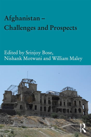 Afghanistan – Challenges and Prospects book cover