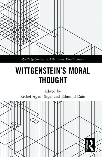 Wittgenstein's Moral Thought book cover