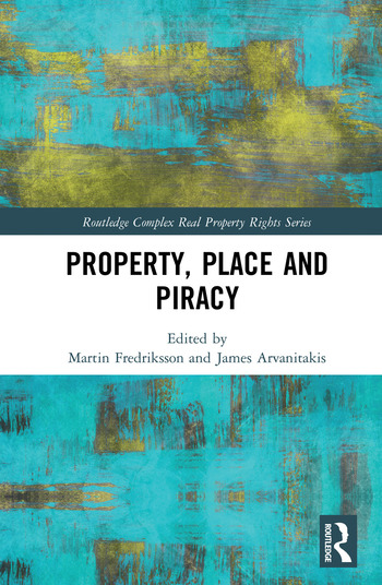 Property, Place and Piracy book cover