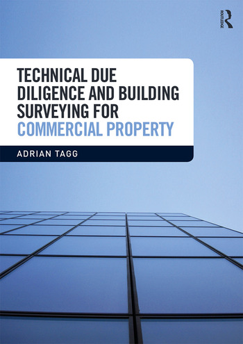 Technical Due Diligence and Building Surveying for Commercial Property book cover