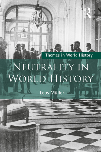 Neutrality in World History book cover