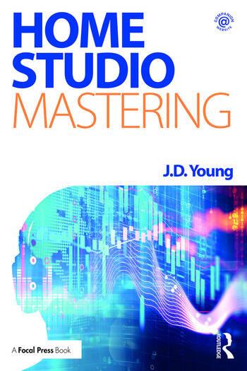 Home Studio Mastering book cover
