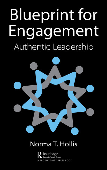 Blueprint for Engagement Authentic Leadership book cover