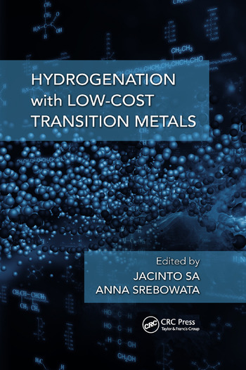 Hydrogenation with Low-Cost Transition Metals book cover