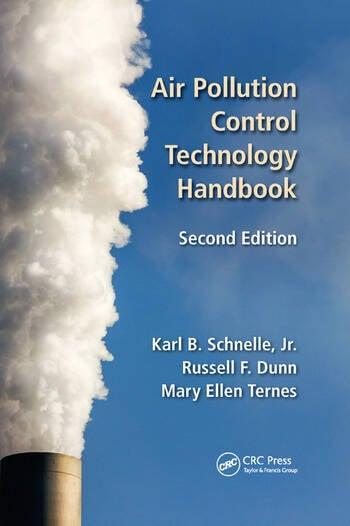 Air Pollution Control Technology Handbook book cover