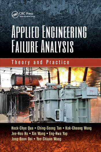 Applied Engineering Failure Analysis Theory and Practice book cover