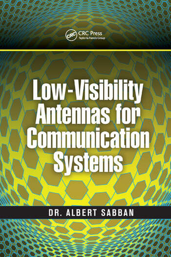 Low-Visibility Antennas for Communication Systems book cover