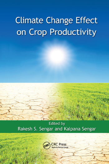 Climate Change Effect on Crop Productivity book cover
