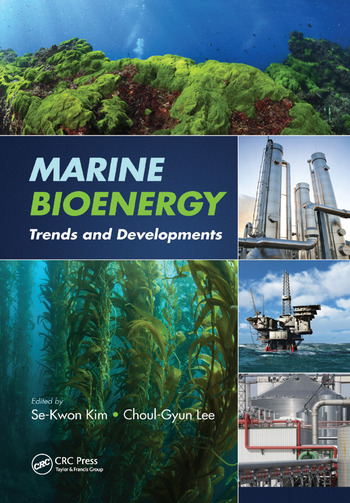 Marine Bioenergy Trends and Developments book cover