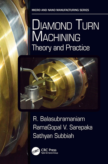 Diamond Turn Machining Theory and Practice book cover