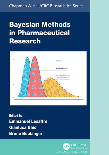 Bayesian Methods in Pharmaceutical Research book cover