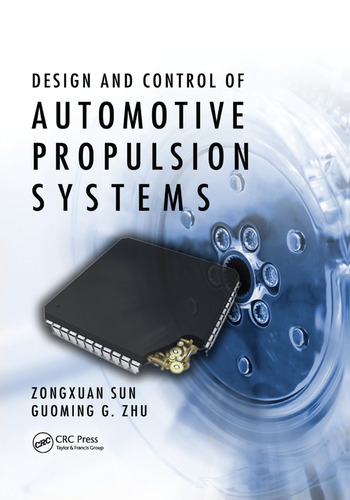 Design and Control of Automotive Propulsion Systems book cover