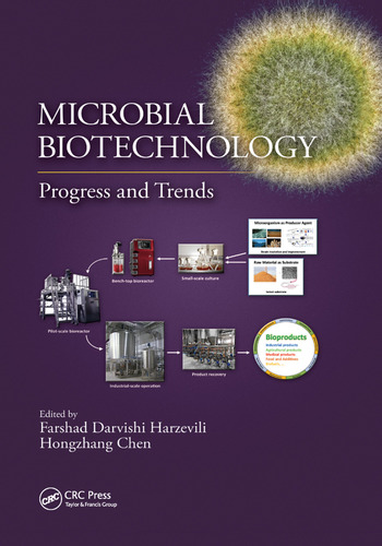 Microbial Biotechnology Progress and Trends book cover