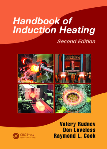 Handbook of Induction Heating book cover