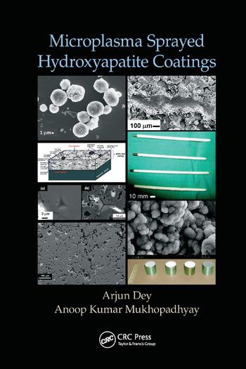 Microplasma Sprayed Hydroxyapatite Coatings book cover