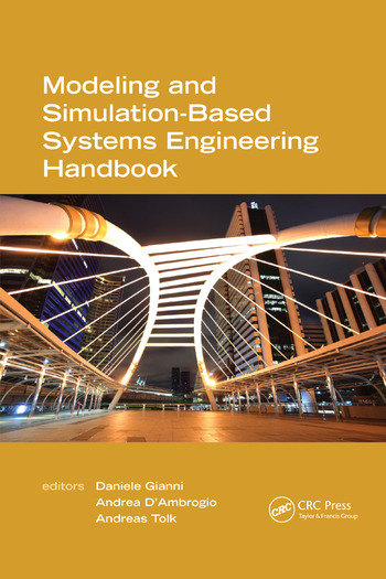 Modeling and Simulation-Based Systems Engineering Handbook book cover