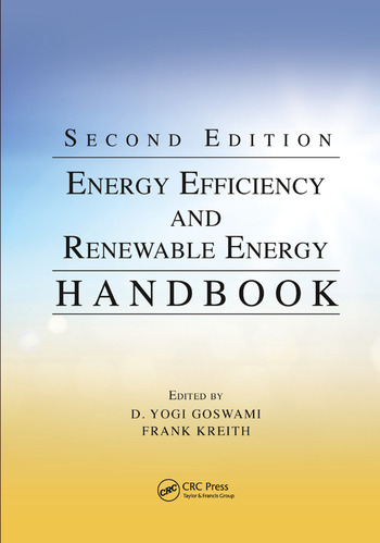 Energy Efficiency and Renewable Energy Handbook, Second Edition book cover