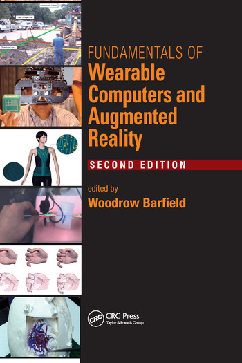 Fundamentals of Wearable Computers and Augmented Reality book cover