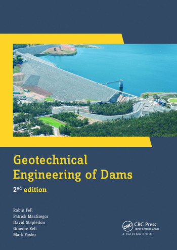 Geotechnical Engineering of Dams, 2nd Edition book cover