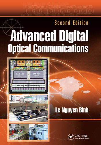 Advanced Digital Optical Communications, Second Edition book cover
