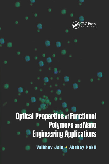 Optical Properties of Functional Polymers and Nano Engineering Applications book cover