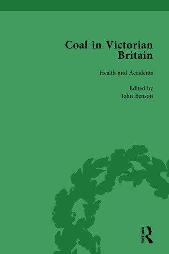 Coal in Victorian Britain, Part II, Volume 5 book cover