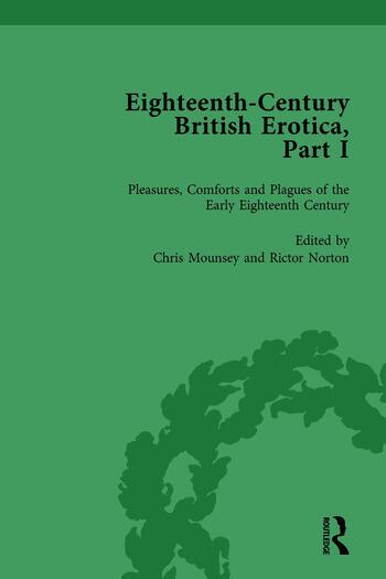 Eighteenth-Century British Erotica, Part I vol 1 book cover