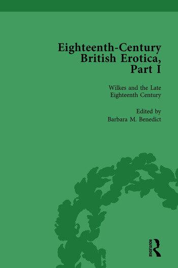 Eighteenth-Century British Erotica, Part I vol 4 book cover