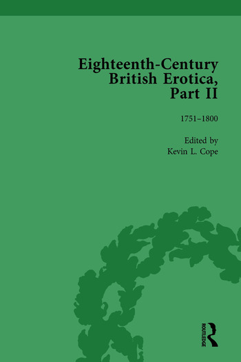 Eighteenth-Century British Erotica, Part II vol 3 book cover