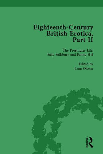 Eighteenth-Century British Erotica, Part II vol 4 book cover