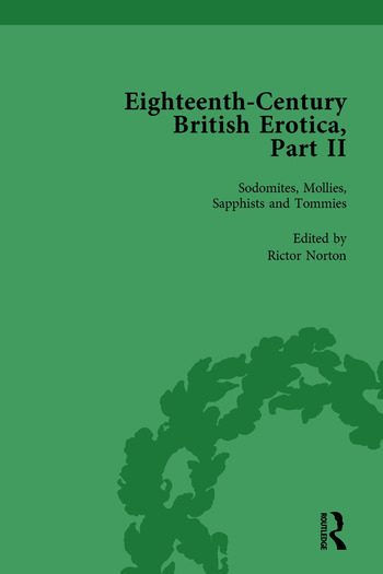 Eighteenth-Century British Erotica, Part II vol 5 book cover