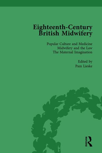 Eighteenth-Century British Midwifery, Part I vol 1 book cover