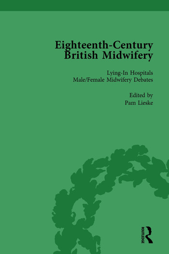 Eighteenth-Century British Midwifery, Part II vol 7 book cover