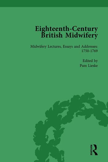 Eighteenth-Century British Midwifery, Part II vol 8 book cover