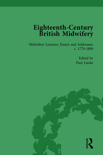Eighteenth-Century British Midwifery, Part III vol 10 book cover