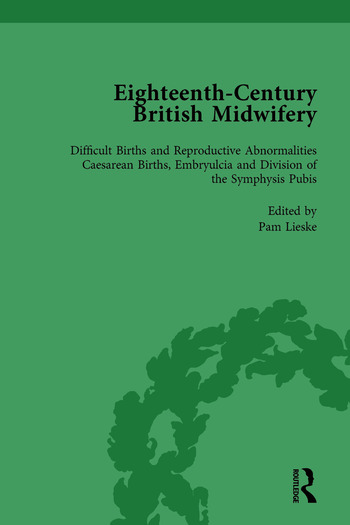 Eighteenth-Century British Midwifery, Part III vol 11 book cover
