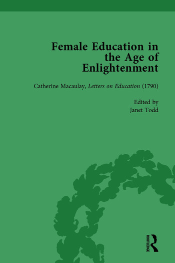 Female Education in the Age of Enlightenment, vol 3 book cover