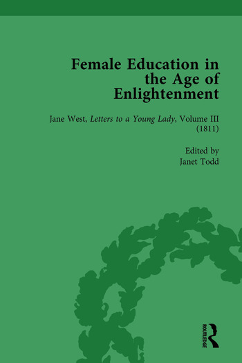 Female Education in the Age of Enlightenment, vol 6 book cover