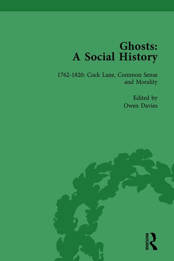Ghosts: A Social History, vol 2 book cover
